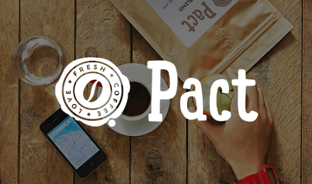 Like Coffee? Try Pact for £1